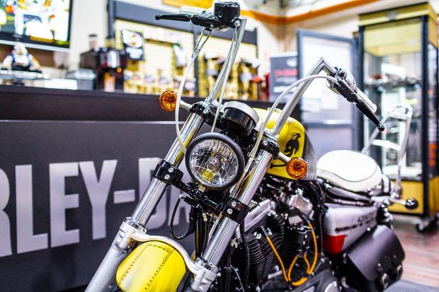 Harley-Davidson Łódź