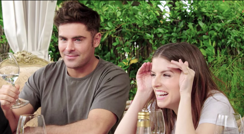 Zac Efron and Anna Kendrick's Minds Were Completely Blown by a Water Sommelier on Down to Earth