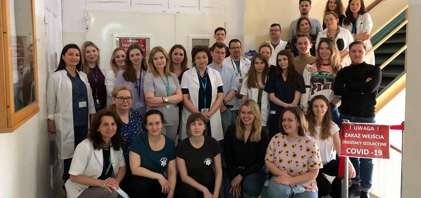 Ostatni pacjent opuścił oddział covidowy w Uniwersyteckim Centrum Klinicznym w Gdańsku