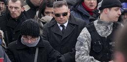 Pogrzeb Madzi. Rutkowski zachowywał się nietaktownie?