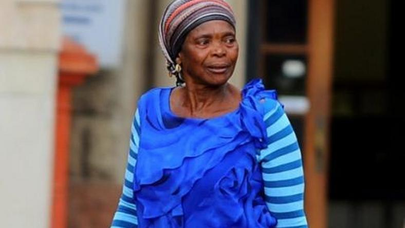 The 61-year-old Raisibe Ramohlola may also not work with children for five years after she was released from prison.