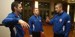 Kibice negocjują z piłkarzami ich ...kontrakty