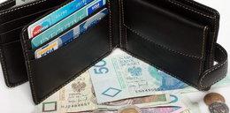 """""""Deszcz banknotów"""" w Białej Podlaskiej. Mieszkańcy w szoku"""