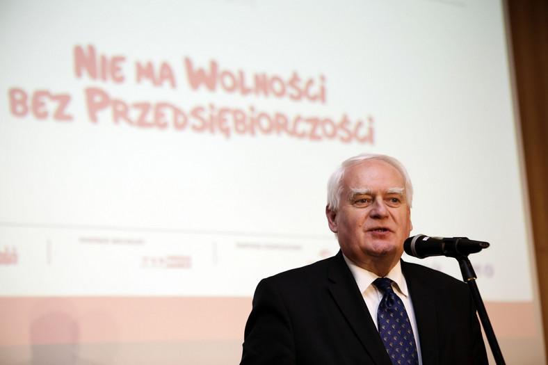 """Gala kończąca cykl DGP """"Nie ma wolności bez przedsiębiorczości"""""""