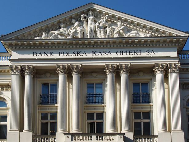 Bank Pekao. Fot. Anna Maria Rogalska, materiały prasowe