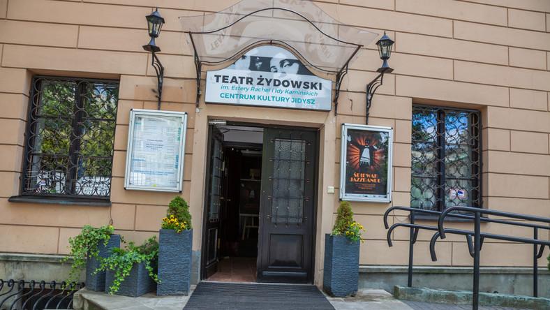 Teatr Żydowski w Warszawie