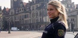 Śliczna niemiecka policjantka robi furorę w sieci