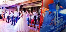 Kolejne wesele z koronawirusem! Co najmniej 7 osób chorych