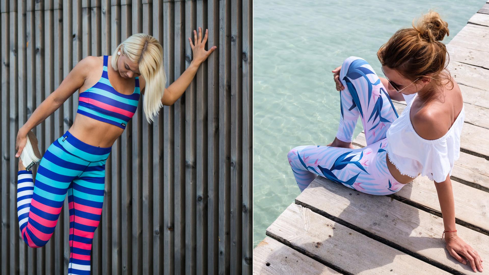 7fdf1d11effd Šikovní Slováci vyrábajú krásne a pohodlné športové oblečenie z  recyklovaných PET fliaš