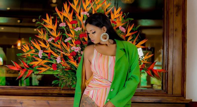 Lulu Diva. Singer Lulu Diva comes clean on being pregnant with Diamond's baby