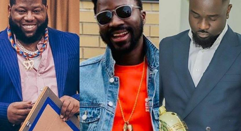Asem roasts Sarkodie and D-Black following fake UN-Kofi Annan Award