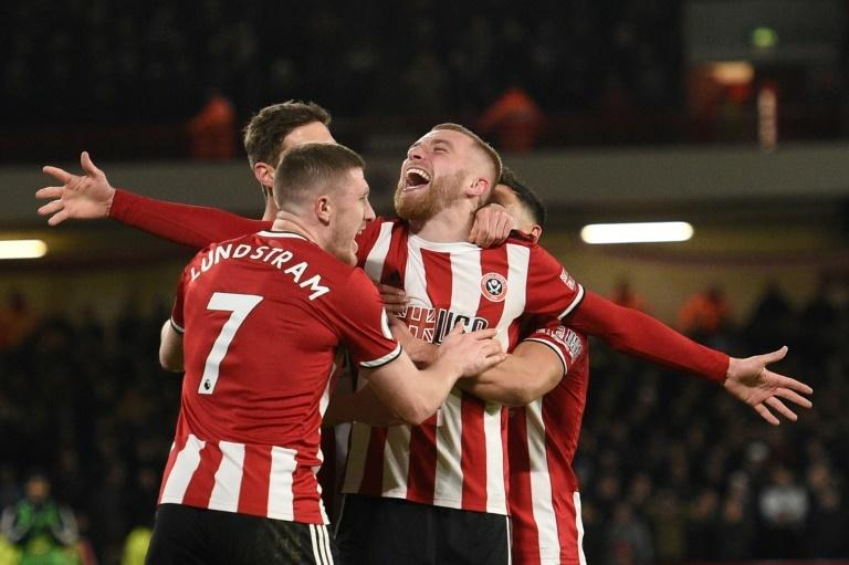 Buoyant Blades: Sheffield United are seventh in their first season back in the top flight