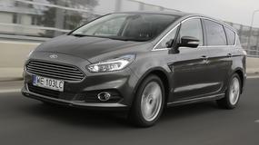 Ford S-Max 2.0 TDCi – najlepszy sportowiec wśród minivanów | TEST