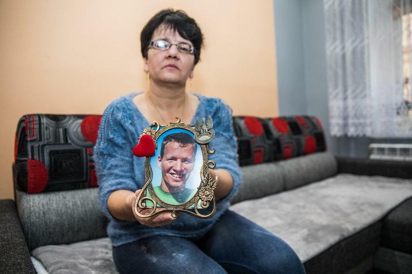 Elżbieta Krzyszin wciąż czeka na syna