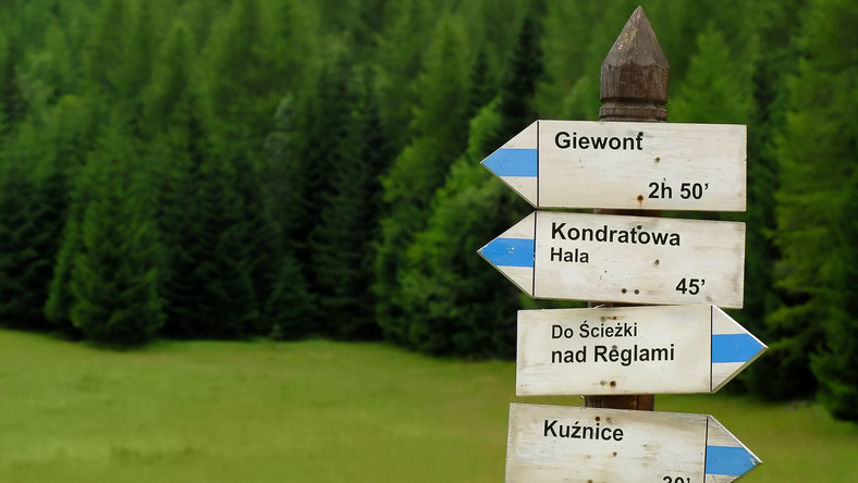 W Tatrach brakuje śniegu