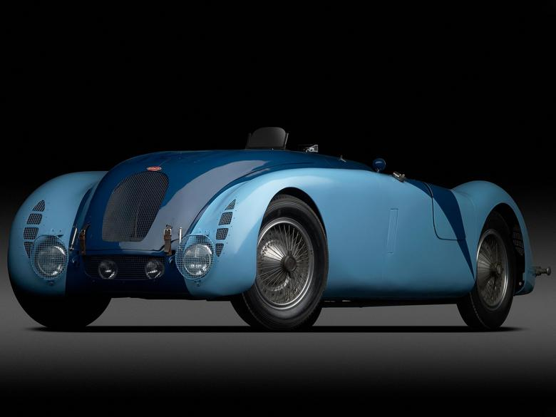 Bugatti Type 57 Tank