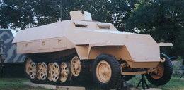 Zniszczyli wojenny transporter?