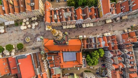 Rozpoczął się remont zabytkowego przedproża Ratusza Głównego Miasta
