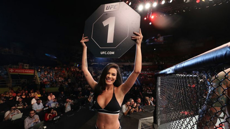 UFC Could Lose Octagon Girls Before UFC 243