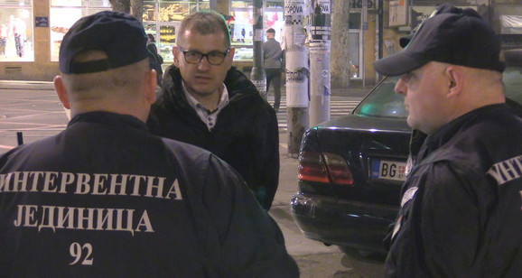 Vladimir Rebić, direktor policije
