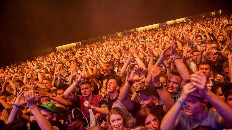 Tauron Nowa Muzyka 2015 - zdjęcia publiczności