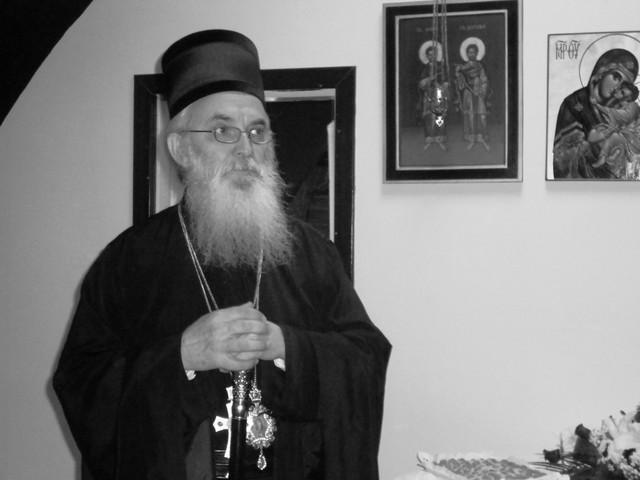 Episkop Milutin Valjevo