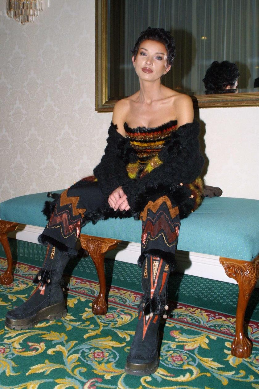 Ewa Minge w 2002 r.