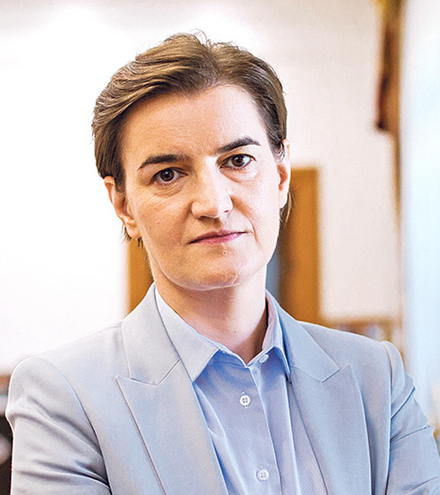 Ideja je da imamo što širi društveni konsenzus o teškim pitanjima - rekla je mandatarka Ana Brnabić