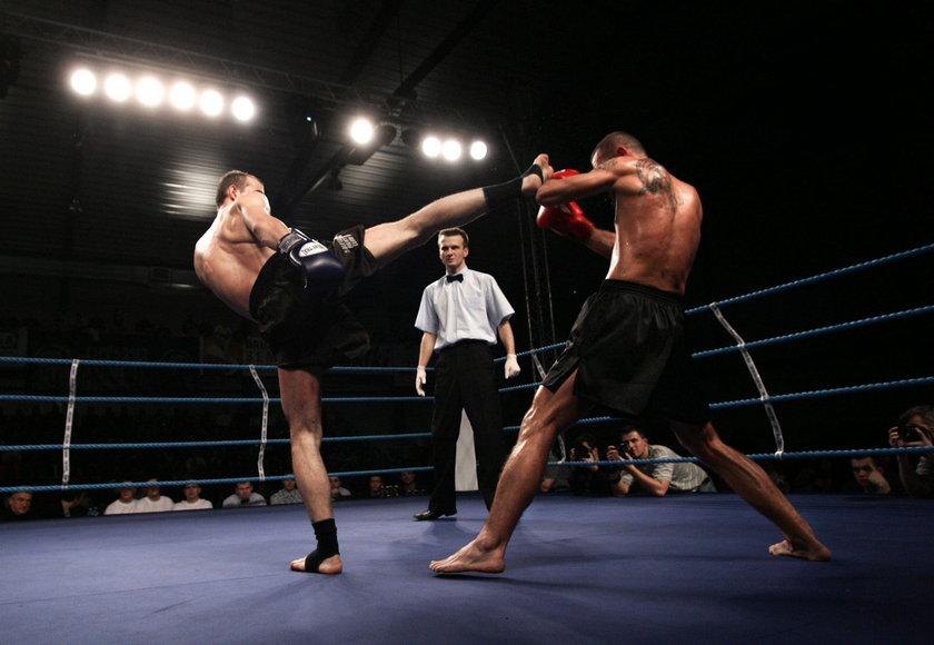 Gala boksu tajskiego we Wroc?awiu