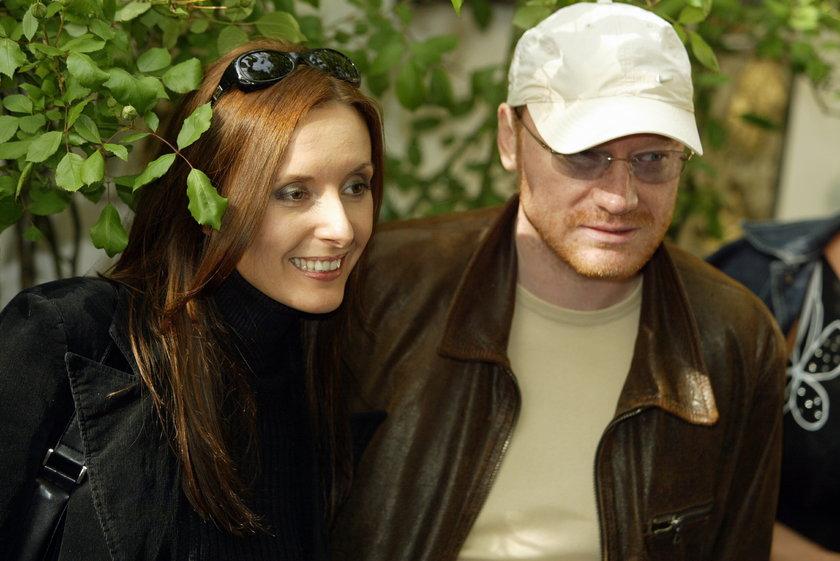 Monika Kuszyńska i Robert Janson