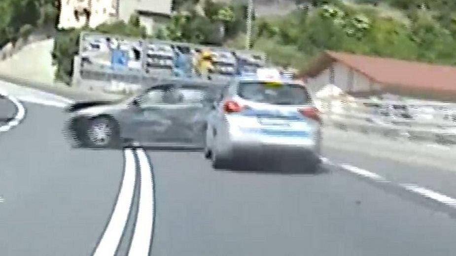 Policjanci podczas pościgu musieli użyć broni