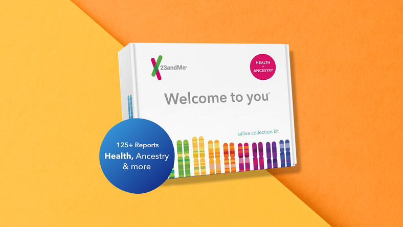 23andMe DNA Tests Are On Sale Right Now