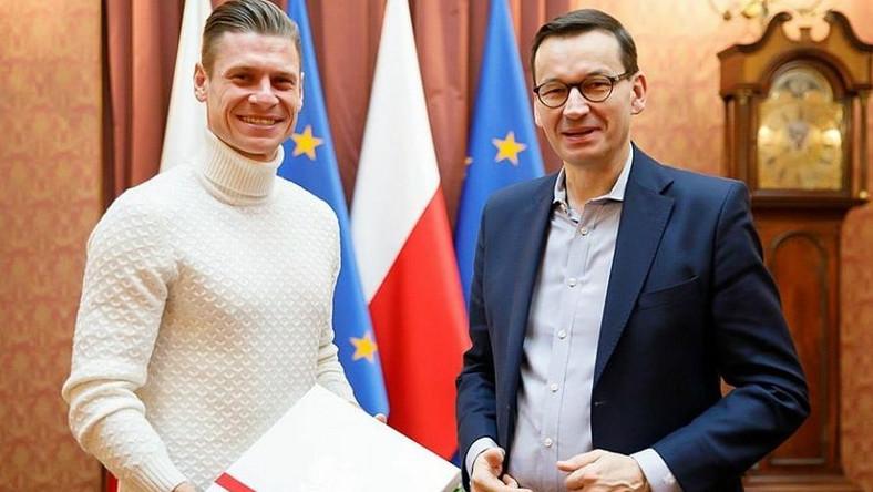 Premier podziękował Łukaszowi Piszczkowi za występy w reprezentacji
