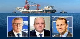 """W tej sprawie cichną spory między politykami. """"Nord Stream 2 trzeba zablokować"""""""