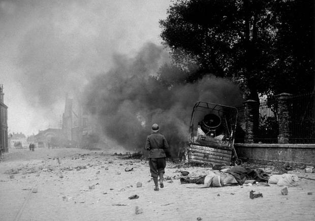 Dunkierka w 1940 r.