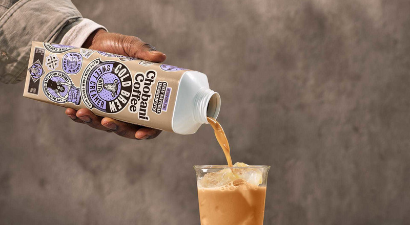 Chobani saw huge success with oat milk last year. Now, it's doubling down with a line of cold brew.
