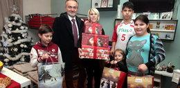 Tak obdarowaliśmy potrzebujące rodziny z Gdyni i z Sopotu!