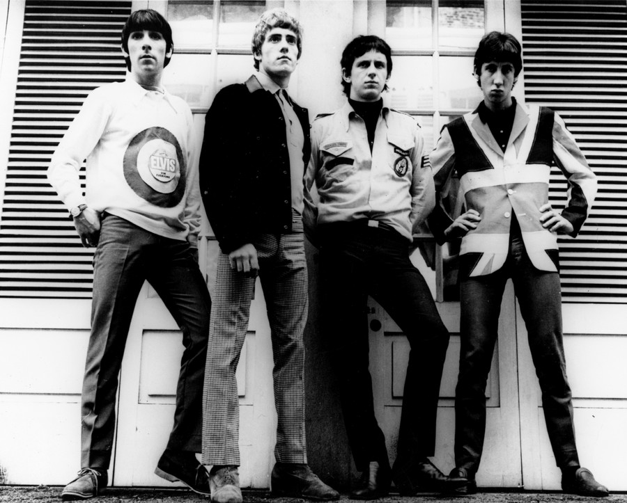 The Who / GettyImages