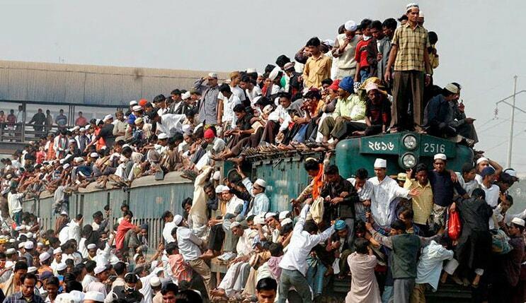 India's poverty population