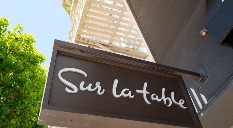 Sur La Table just filed for bankruptcy and is closing more than 50 stores — here's the full list