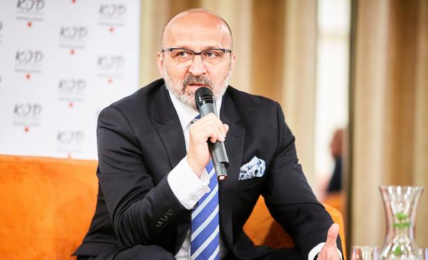 Chcieliśmy budować kapitał oraz kapitalizm w Polsce - pisze Kazimierz Marcinkiewicz