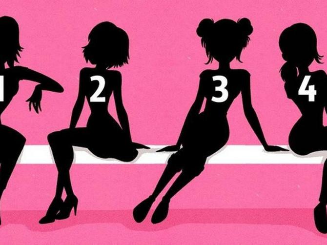 Od ove četiri žene samo jedna je NAJUSPEŠNIJA: Izaberite jednu i otkrijte SKRIVENE DETALJE O SEBI