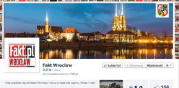 Polub Fakt Wrocław na Facebooku!