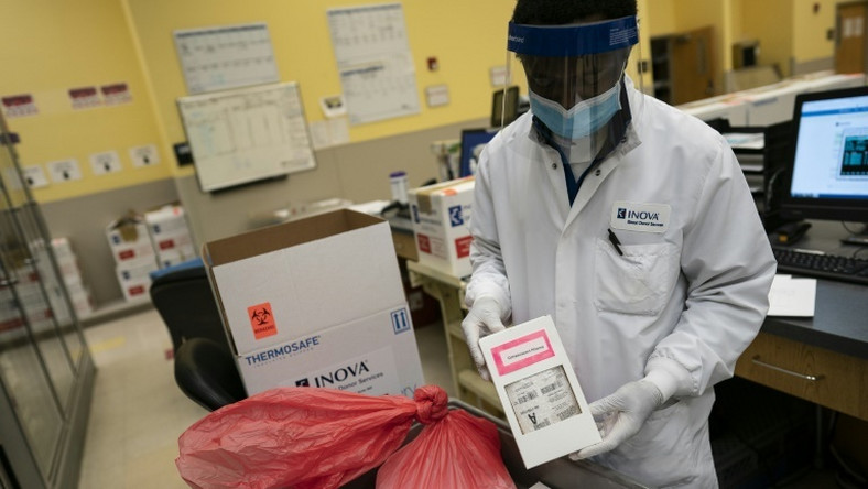 A total of 1,472 patients have recovered from coronavirus in Nigeria. /Picture used for illutrative purpose. (IBTimes)