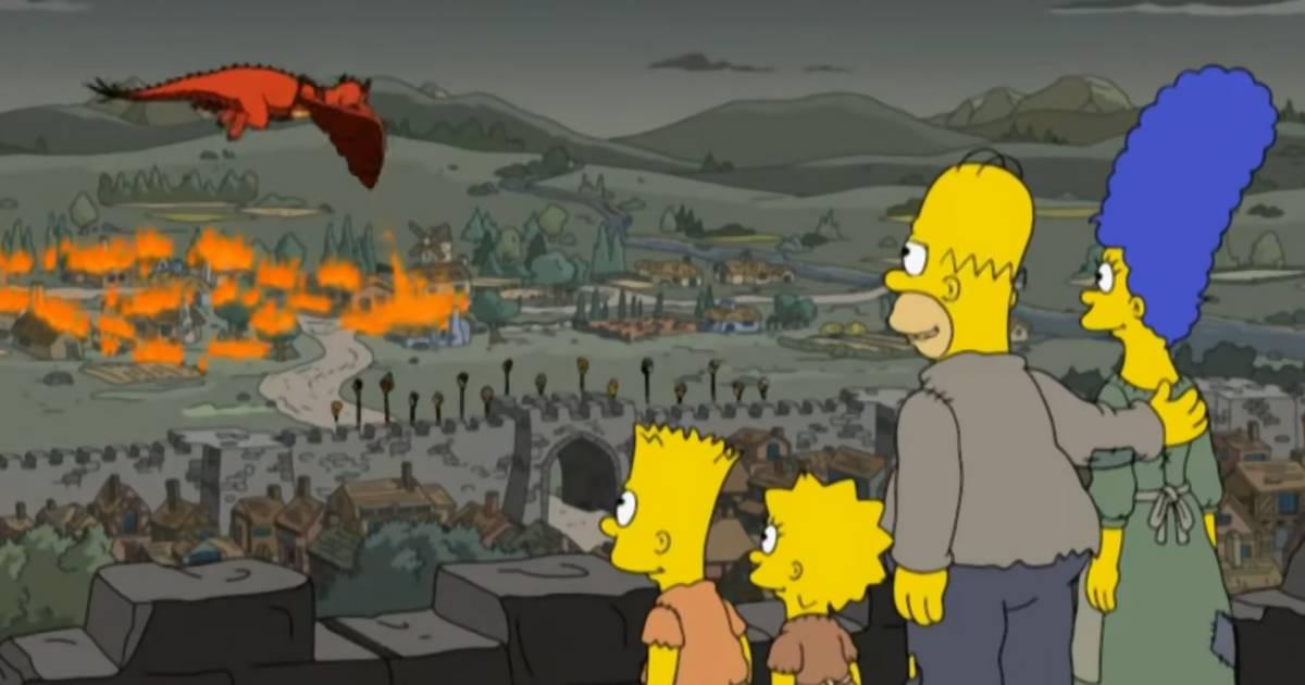 Enable javascript to view image Noizz Fun Simpsonovi su odavno znali kako će se završiti Igra prestola Ana Kalaba