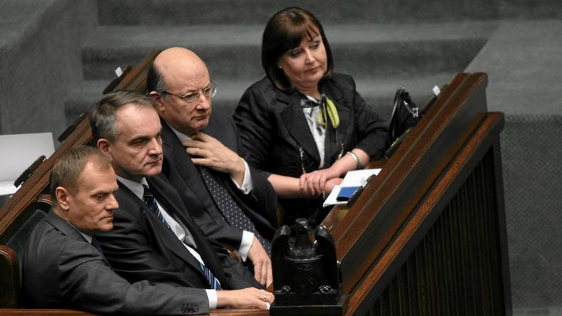 Jolanta Fedak jeszcze w rządowych ławach
