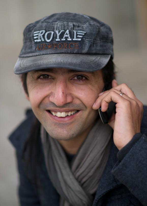 Masud Hoseini, autor fotografije