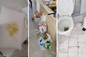 Đubre, nered i štroka koji su turisti ostavili u apartmanu u Kalitei zgrozili su sve, a vlasnica ima SAMO JEDNU PORUKU