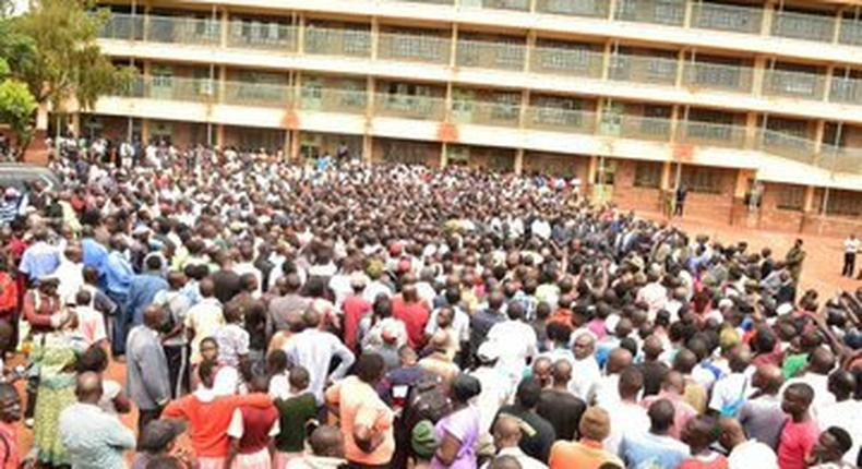 Class 4 pupil at Kakamega Primary School speaks out narrating what caused stampede