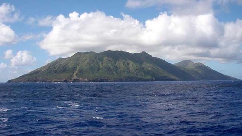 Wyspa Anatahan